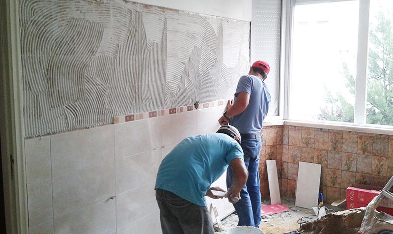 Remodelação de cozinhas em Alcabideche
