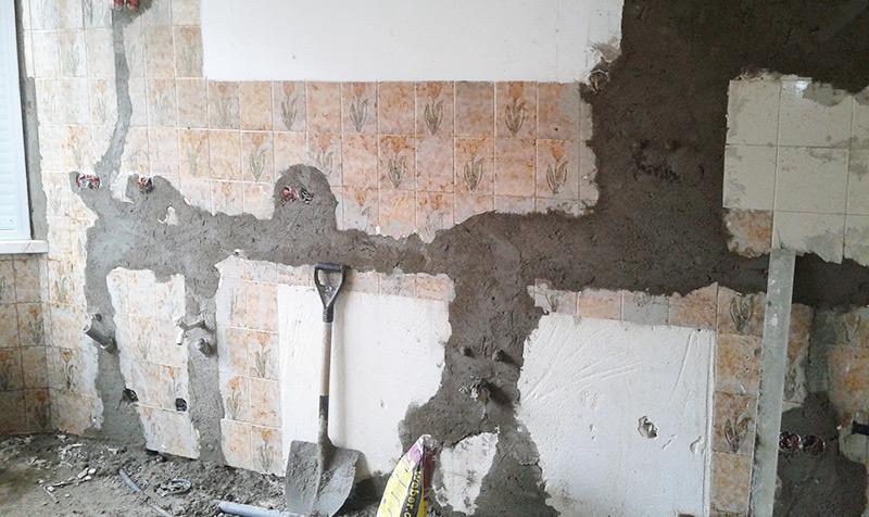 Remodelação de cozinhas em vivendas, em apartamentos ou em prédios no Estoril