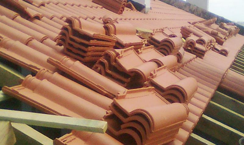 Impermeabilização e isolamento telhados em madeira em Alverca