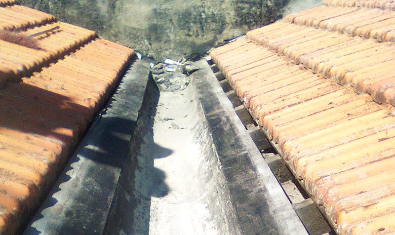 Limpeza e manutenção de telhados e de caleiras aos melhores preços em Odivelas