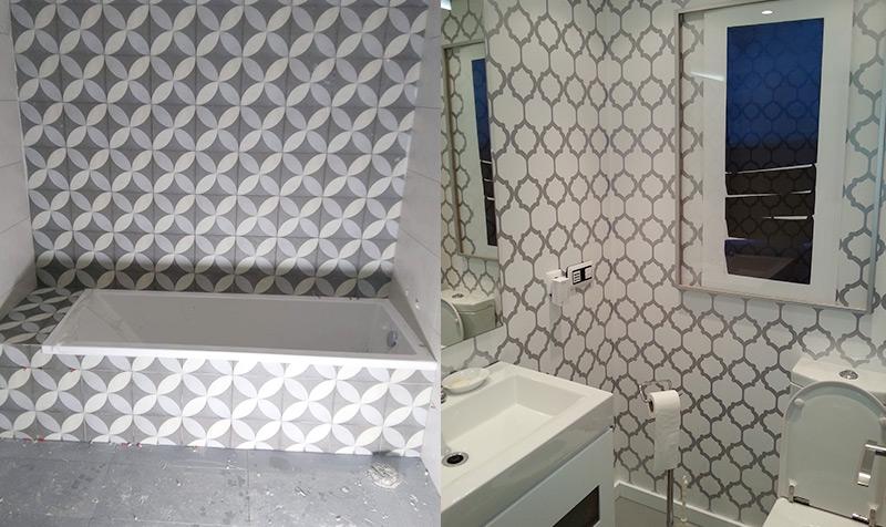 Remodelação de casas de banho na Pontinha